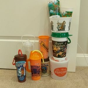 Containers from travels